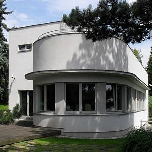 Výstavní vila, 1931