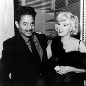Marylin Monroe a Sam Shaw