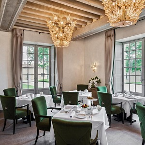 Château Lafaurie-Peyraguey, interiér hotelu