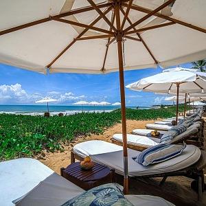 Villas de Troncoso - na pláži a ve stylu zero waste