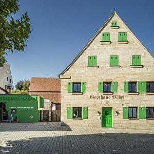 Hotýlek v Rittersbachu