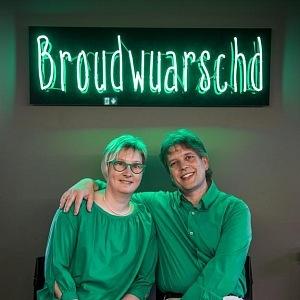 Claus Boebel a jeho žena