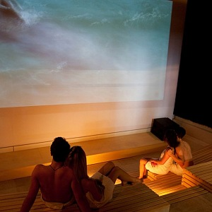 Kino sauna, Thermen & Badewelt Sinsheim