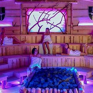 Sauna Euphoria, Thermen & Badewelt Sinsheim