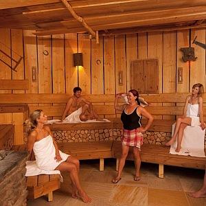 Sauna Holzstadl, Thermen & Badewelt Sinsheim