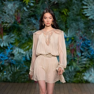Cruise collection and nude outfit