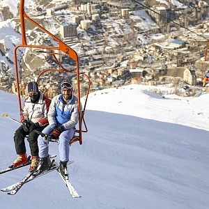 Shemsak ski resort