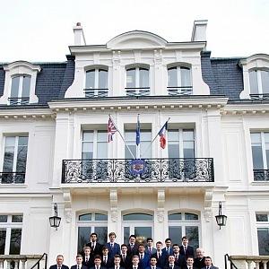 Absolventi British school of Paris