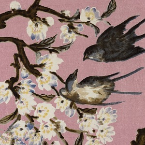 Print called Blue bird