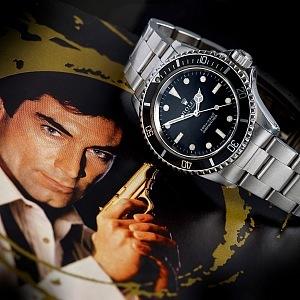 Rolex od Jamese Bonda jsou vždy drahé potěšení.