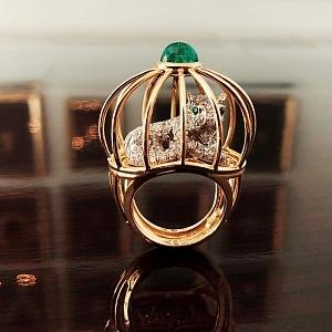Luxusní prsten David Webb