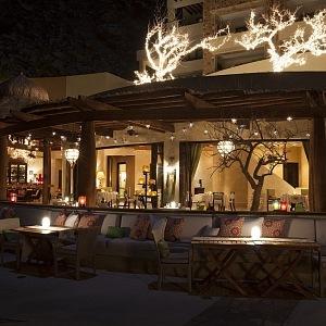 Luxusní restaurace