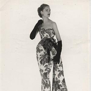 Evening dress Hartnell