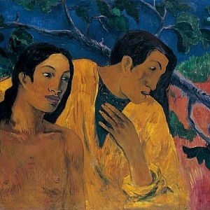 Paul Gauguin, Útěk