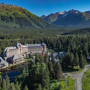 Alyeska Resort na Aljašce