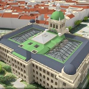 Podoba zrekonstruovaného muzea