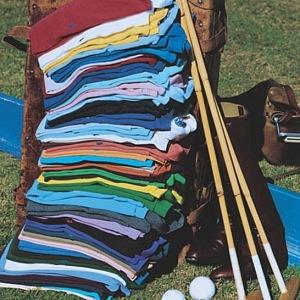 Polo trička ve 24 odstínech
