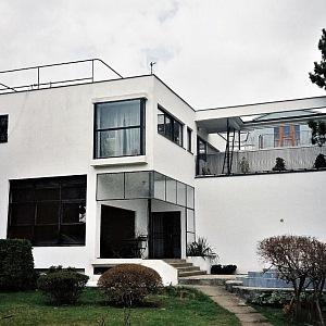Vlastní vila Evžena Linharta