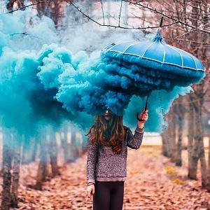 Foto Kristina Makeeva, série Portréty