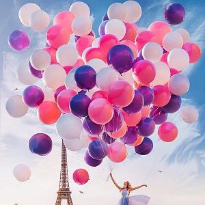 Luxusní Paříž a fotografické umění Kristiny Makeevy