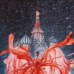 Moskva a Kristina Makeeva