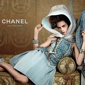 Cara Delevingne, Chanel, Cruise 2013