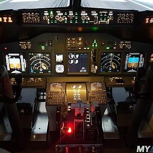 Dokonalá replika Boeingu 737