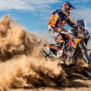 Rallye Dakar 2017