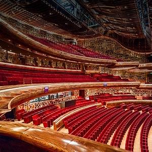 Dubai Opera, koncertní sál