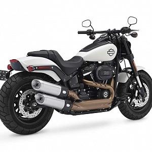 Harley Davidson Fat Bob 114d
