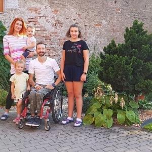 Manželka a tři děti, to je Zdeňkova největší opora