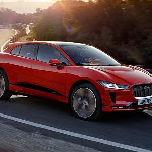 Jaguar I-Pace vítěž COTY