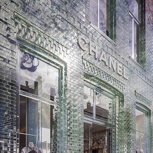V letech 2016-2019 zde byl butik Chanel