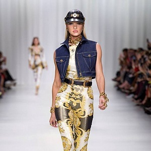 Versace Tribute Collection SS 2018