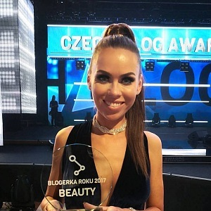 Czech Blog Awards - Petra Lovely Hair Beauty blogerka roku 2017