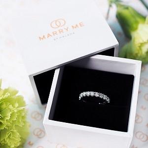 Zásnubní prsten Marry Me by HALADA