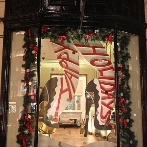 Merry Christmas from Charlotte Olympia