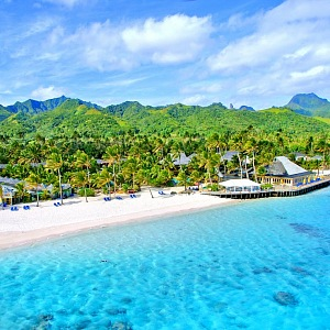 Rarotonga, tady by chtěl i Robinson zůstat!
