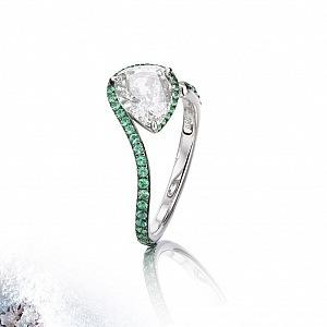 Luxusní prsten Adler