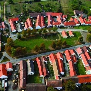Unesco, vesnická rezervace Holašovice