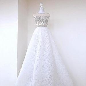 Svatební šaty PONER.