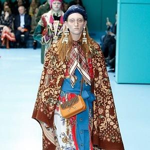 Inspiraci čerpal Gucci po celém světě
