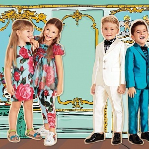 Dětská kolekce SS 18