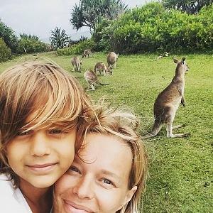 Helena s dětmi cestuje po celém světě