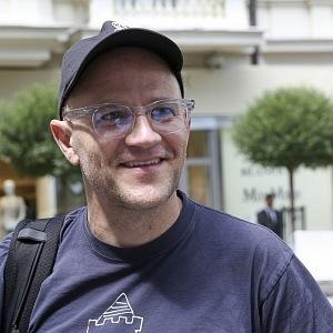 David Zellner v Karlových Varech