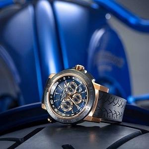 Harley Davidson Blue Edition - hodinky