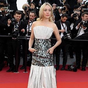 Chloë Sevigny, šaty Chanel