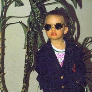 Lásku k módě měla už jako dítě.