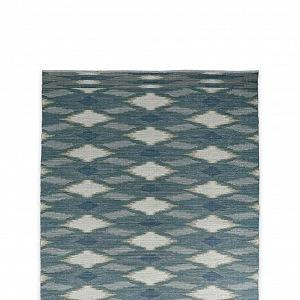 Hand woven wool carpet, PANORAMA