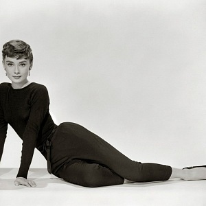 Audrey Hepburn jako módní ikona